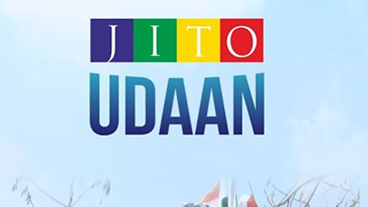 JITO UDAAN Exhibition at NESCO, Mumbai. (Hall No. 4, Stall No. J7)
