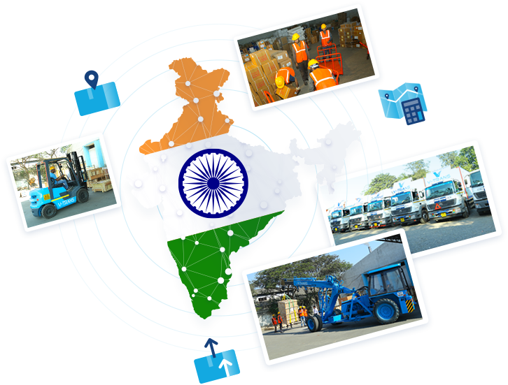 Pan India V-Trans<sup>®</sup> Logistics Solutions