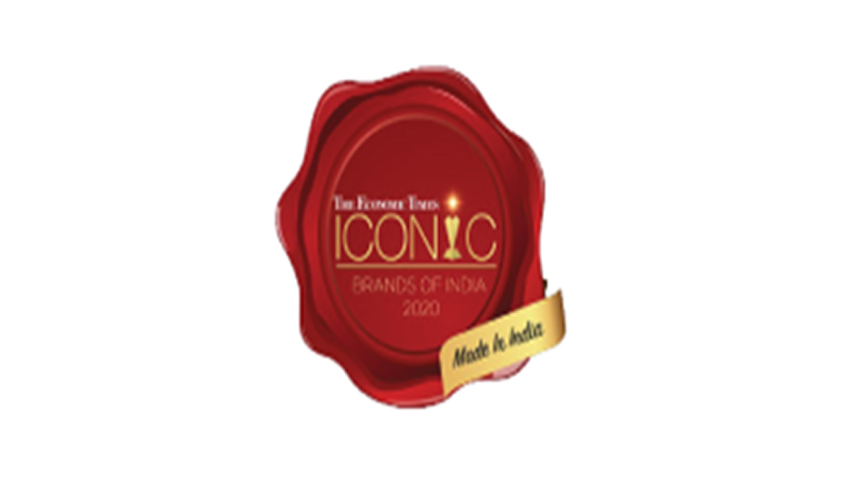 """V-Trans is honored with the prestigious title """"Iconic Brand of India 2020"""""""