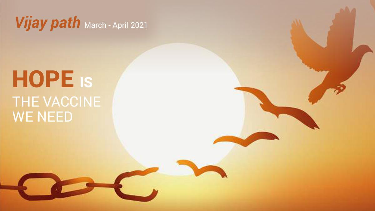 Vijay Path March – April – 2021