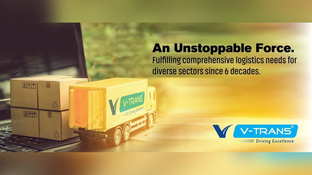 V-Trans boasts six decades of logistics service